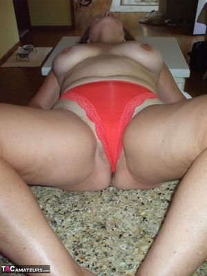 Old Pussy In Panties